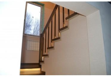 Фото подсветки лестницы в доме
