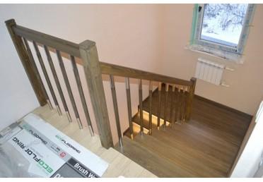 Фото подсветки ступеней лестницы