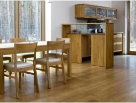 Различные оттенки древесины помогут создать уют и комфорт в любом помещении
