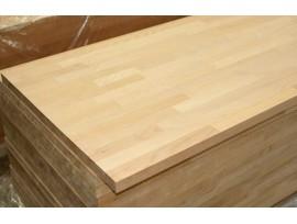 Изготовление столешницы для кухни из мебельного щита