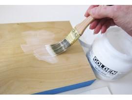 Как покрыть лаком мебельный щит?