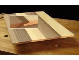Что представляет собой клееная древесина
