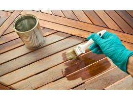 Как защитить древесину от плесени, грибков и огня