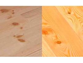 Как отличить пиломатериал лиственницы от сосны