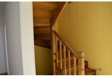 Косоур для лестницы из сосны
