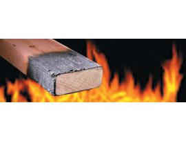 Огнебиозащита пиломатериалов