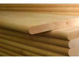 Щит лиственница 40 мм – отличное решение для производства мебельных конструкций