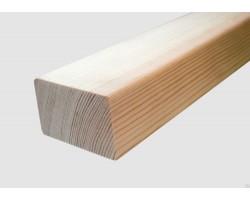 Лага для полов / брусок строганый 45 x 70 х 3000 мм