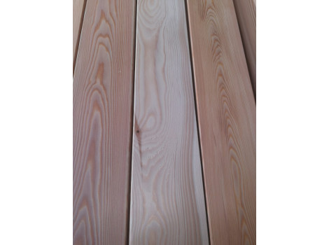 Палубная доска лиственница 28мм Прима (А)
