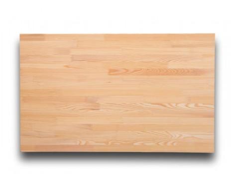 Деревянная панель из лиственницы 18х600х3000